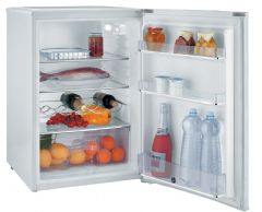 Hoover 55cm Wide A+Rated Undercounter Larder Fridge HFLE54W (White)
